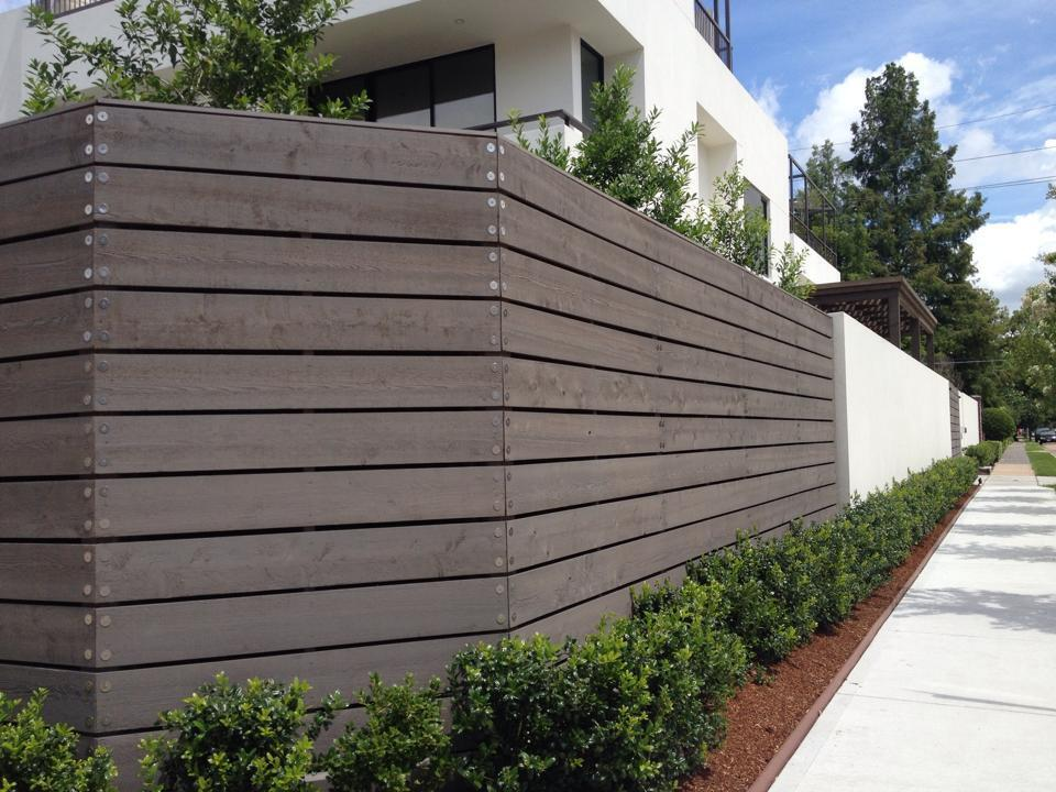 commercial fence in houston