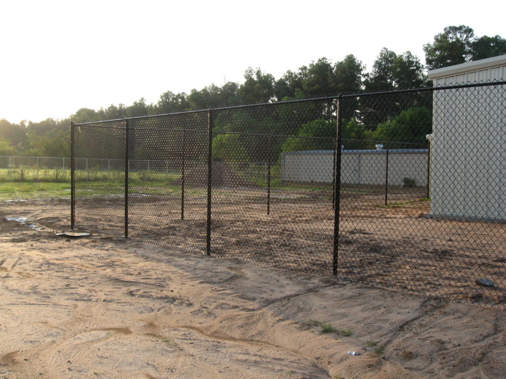 chain link fence pearland