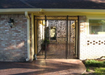 iron gate installation houston